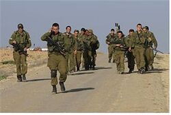 IDF soldiers in Gaza (archive)