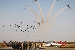 Air Force ceremony