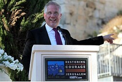 Glenn Beck in Jerusalem
