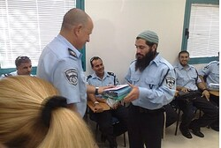 New religious Zionist police recruits