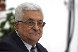 PA Chairman Mahmoud Abbas