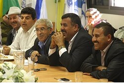 Israel-PA conference of agricultural exports from Gaza