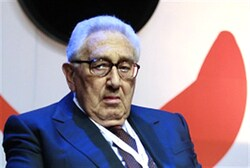 Kissinger in Israel, 2008