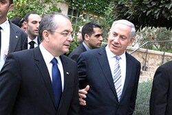 Netanyahu and Boc