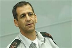 IDF Intel Chief Aviv Kochavi (Flash90)
