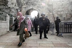 Police Seal Off Temple Mount
