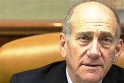 Ehud Olmert