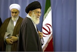 Khameini Votes