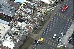Indiana Tornado Damage