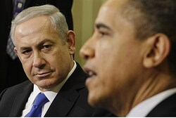 Netanyahu and Obama, 04.03.12