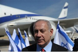 Netanyahu returns from U.S.