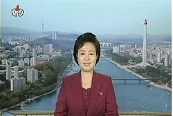 North Korea TV