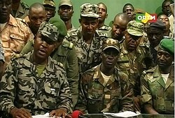 Mali Coup Leaders