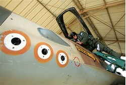 IAF F-16: markings denote 'kills'