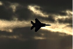 Israeli F-15
