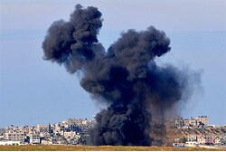 IAF air strike in Gaza