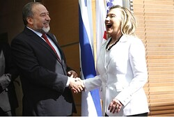 Clinton and Lieberman