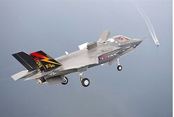 Lockheed Martin's F35 Lighting II