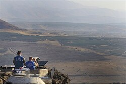 Security Council Condemns Syrian Violence in the Golan