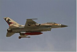 Israeli F-16