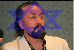 Muslim anti-Semitic hatred against Adnan Oktar