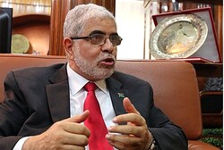 Libyan Prime Minister Mustafa Abu Shagur