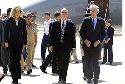 Dep. Secy of State William Burns Arrives in Tripoli, Libya