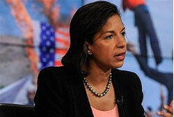 U.S. Ambassador to the United Nations, Susan Rice