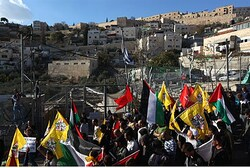 Arabs riot in Silwan Valley