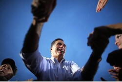Romney on campaign trail