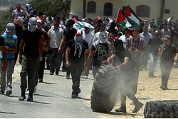Violent demonstrations in Judea and Samaria