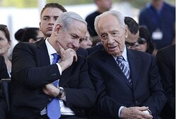Peres think Abbas is a partner for peace