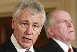 defense secretary nominee Chuck Hagel