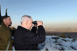 Netanyahu visits Golan Heights