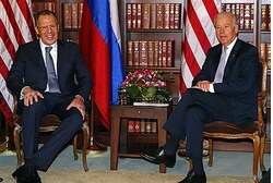 Russia's FM Lavrov and U.S. VP Joe Biden meet in Munich