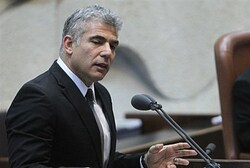 Lapid's First Knesset Speech