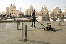 EU-funded construction in Gaza