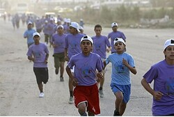 2011 marathon in Gaza