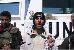 Syrian rebels detain UN peacekeepers