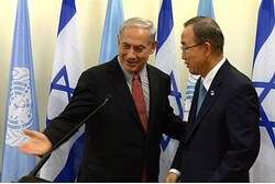Prime Minister Netanyahu and UN Secretary General Ban Ki-moon