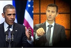 Pres. Obama and Pres. Assad