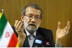 Ali Larijani, Speaker of the Iranian Parliament