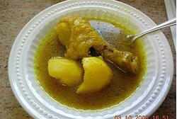 Yemenite Soup