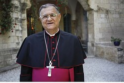 Roman Catholic Cleric Uses Christman Address to Slam Israel