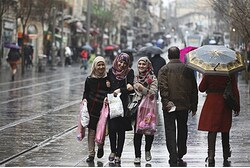 Muslim women in Jerusalem (illustrative)