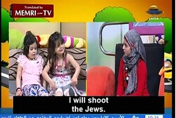Encouraging genocide on Hamas TV