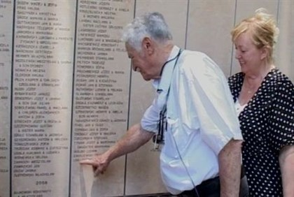 Holocaust Survivor and Granddaughter of Savior