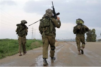 IDF soldiers leave Gaza after 'Cast Lead' operation, Ja