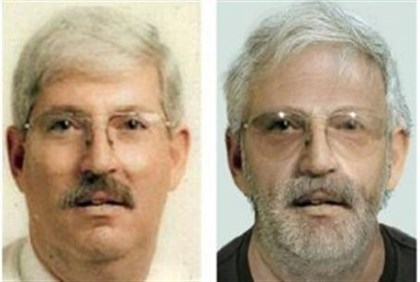 Robert Levinson, past photo and computer-generated imag