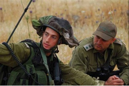 Golan soldiers